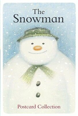 Postcards From The Snowman and The Snowdog (Hardcover), 9780141361987