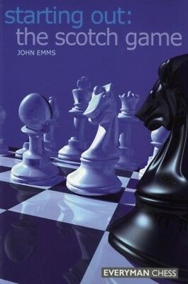 The Scotch Game (Starting Out Series) (Paperback), Emms, John, 97...