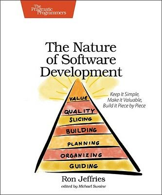 The Nature of Software Development: Keep It Simple, Make It Valuable, Build It .