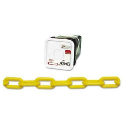 Apex Tool Group 193-0990836 Plastic Chain, #8, 138ft, Yellow, Square Pail