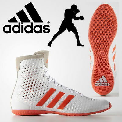 adidas KO Legend 16.1 Mens Pro Boxing Boots Retro Sports Gym Trainers CLEARANCE