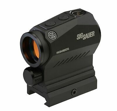 Sig Sauer Romeo 5 XDR Compact Red Dot Sight, 1X20 mm, 2 MOA Red Dot, : SOR52102