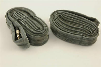 "Wheelchair Rare Woods Valve Inner Tubes 24"" X 1 3/8"" Old English Style Valves"
