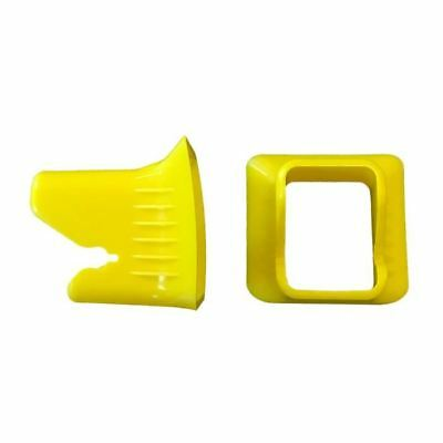 KIDDY Isofix connector guide Jaune pour Isofix