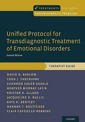 Unified Protocol for Transdiagnostic Treatment of Emotional Disorders: Therapist