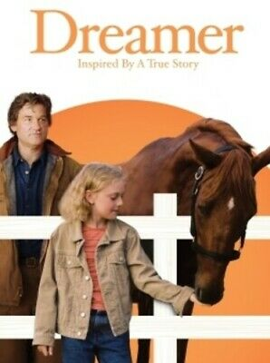 Dreamer: Inspired by a True Story [New DVD] Ac-3/Dolby Digital, Dolby, Dubbed,