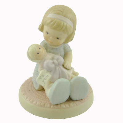 Figurines WRAPPED IN LOVE AND HAPPINESS Resin Memories Yesterday 602930