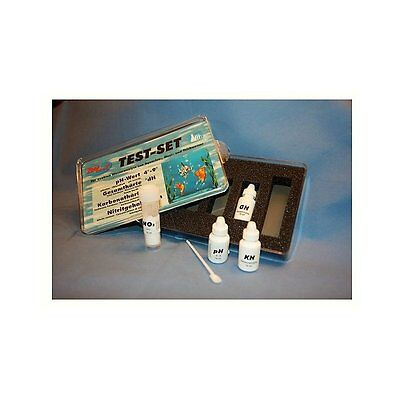 Aquarium Test Set Wassertest KH - pH - GH - NO2 - ZooBest Test Set I