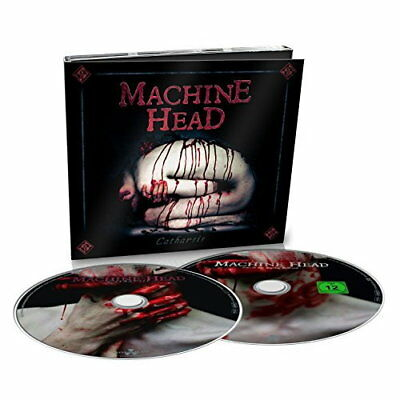 Machine Head - Catharsis (Limited Digipack CD/DVD) CD+DVD, Limited Edition [New