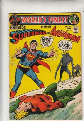 World's Finest # 203 strict VGCoverNeal Adams!