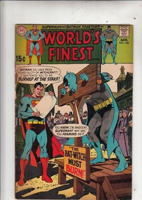 World's Finest # 186 strict VG appearance Johnny Quick and His Magic Formula