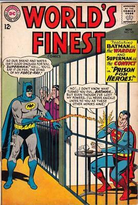 World's Finest # 145 strict VG/FN+  appearance Green Arrow and Speedy story.