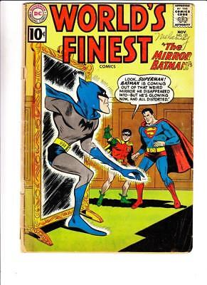 World's Finest # 121 strict GD- appearance Green Arrow backup story!
