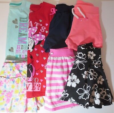 LOT Girls Size 10 10-12 Spring Summer Clothes Outfits Mixed Lot