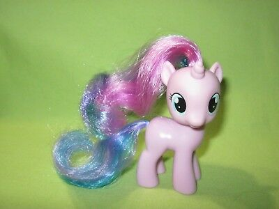 """RARE G4 My Little Pony 2.5"""" Brushable Filly 2013 Cutie Mark Crusader STAR DREAMS"""
