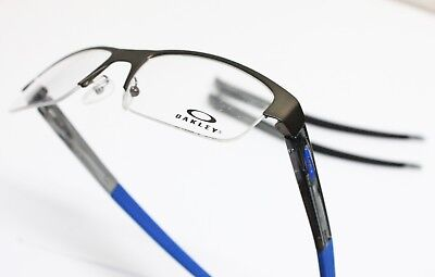 892e1b1612 NEW OAKLEY EYEGLASSES CROSSLINK 0.5 Pewter OX3226-0255