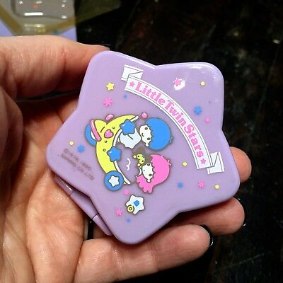 ❤︎ VTG Sanrio (LITTLE TWIN STARS) Kawaii Stationery MINI STAR Kit MIP Rare 90s ❤