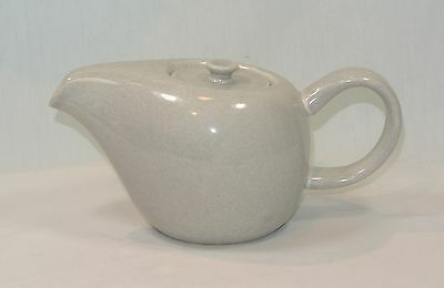 Vintage Russel Wright AMERICAN MODERN Gray After Dinner Coffee Pot Demitasse