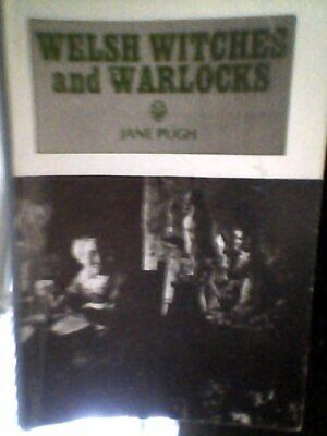 Welsh Witches and Warlocks by Pugh, Jane Paperback Book The Cheap Fast Free Post