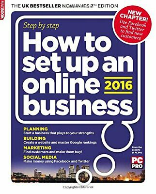 How to Set up an Online business 7 by PC Pro Book The Cheap Fast Free Post