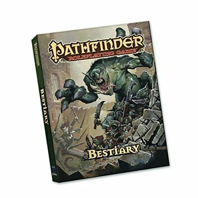 Pathfinder Roleplaying Game: Bestiary Bulmahn, Jason