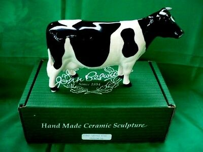 Beswick Friesian Cow CH. Claybury Leegwater ( 1954-97 Boxed )
