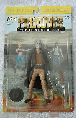 """DC Direct Preacher """"The Saint Of Killers"""" '02 Action Figure NEW"""
