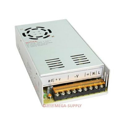 CNC Servo Stepper Motor Driver 36V 10A Power Supply