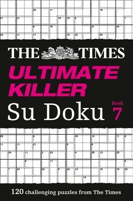 The Times Ultimate Killer Su Doku Book 7 (Times Mind Games) (Pape...