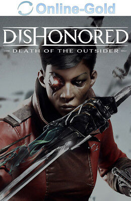 Dishonored: Death of the Outsider - PC Game Key - Steam Code [Action][EU/DE]