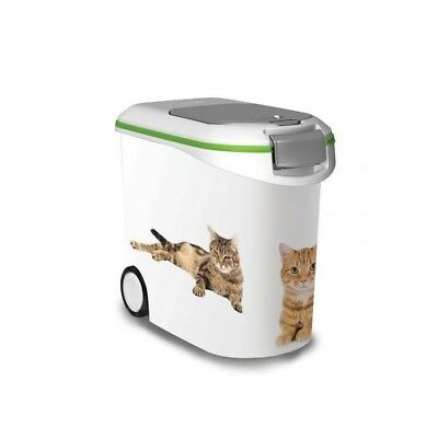 Rp984 Categorie Boites a croquettes chat : 187579 - Petlife Container Croquettes