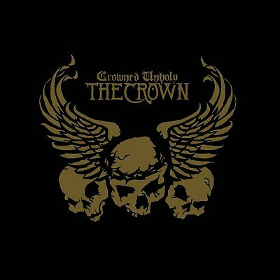THE CROWN Crowned Unholy CD+DVD