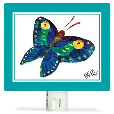 Oopsy Daisy Eric Carle Butterfly In Flight Night Light (from Animals Animals)