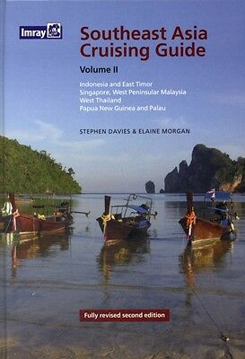 Cruising Guide to SE Asia: v. 2 (Hardcover), Davies, Stephen, Mor...