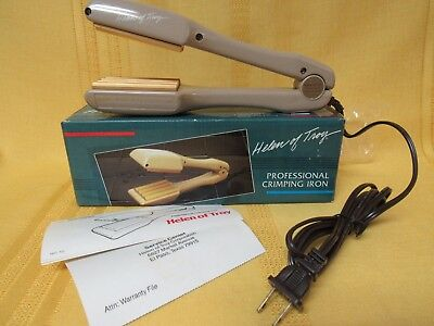 """Helen of Trot CRIMPING IRON-#1260- 2 """" -New in Box- NOS- Store Closed"""
