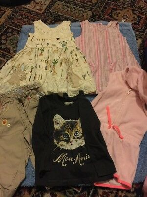 Baby Girls Clothes Age 12-18 Months.