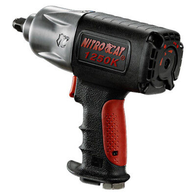 AIRCAT 1/2 in. Composite Xtreme Torque Impact Wrench 1250-K New