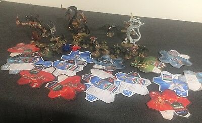 Heroscape Lot Figures Some Cards Random Lot