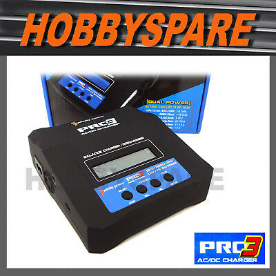 NEW INFINITY PRO 3 FAST BATTERY CHARGER 7A RC LIPO NIMH LiHV Pb DEANS TAMIYA