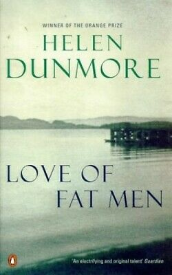 Love of Fat Men by Dunmore, Helen Paperback Book The Cheap Fast Free Post