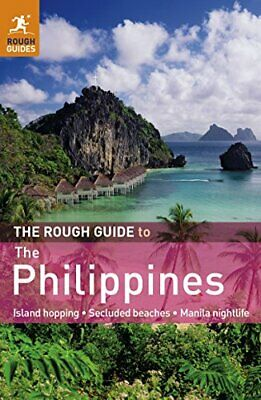 The Rough Guide to the Philippines by Stephen Keeling Book The Cheap Fast Free