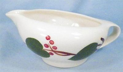 Blue Ridge Stanhome Ivy Gravy Boat Serving Southern Potteries Skyline 4325