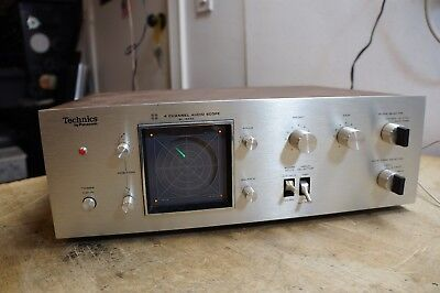 Technics/Panasonic SH-3433 Quadraphonic Audio Scope