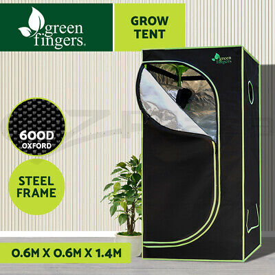 Greenfingers 150x 150 x 200cm Hydroponics Grow Tent Kits Indoor Grow System
