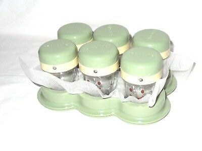Baby Bullet Food Processor Blender Date Dial Cups + Tray Replacement Part