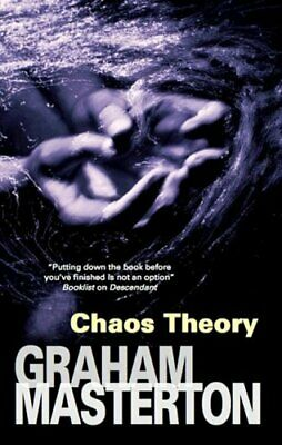 Chaos Theory by Masterton, Graham Paperback Book The Cheap Fast Free Post