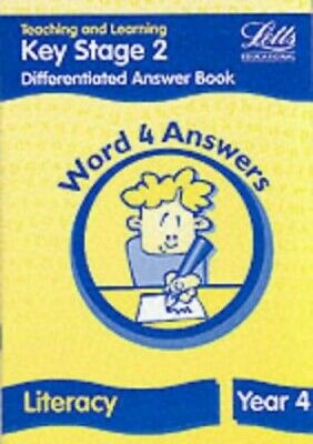 Differentiation: Word (Letts Primary Answer Books f... by Fidge, Louis Paperback