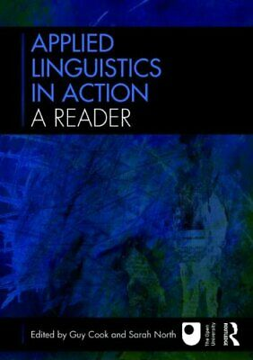 Applied Linguistics in Action: A Reader Paperback Book The Cheap Fast Free Post