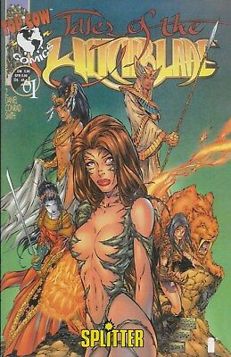 Tales of the Witchblade Nr.1 A / 1997 Tony Daniel