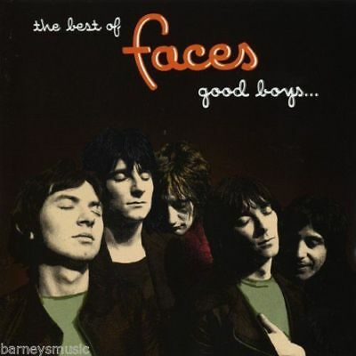 FACES THE BEST OF CD GOOD BOYS...WHILE THEY'RE ASLEEP (Greatest Hits) -Ooh La La